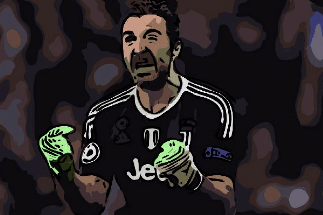 Icons In Italy: Gianluigi Buffon - Tale of Two Halves