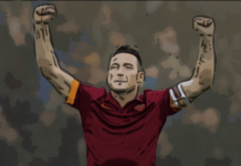Francesco Totti Icons in Italy