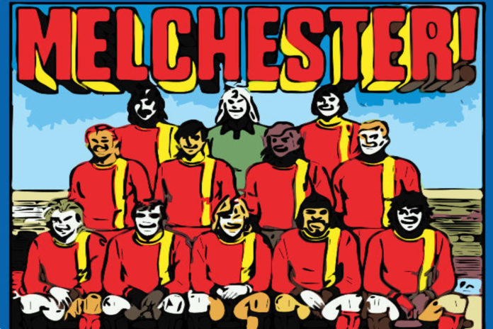 Roy Race Melchester Rovers