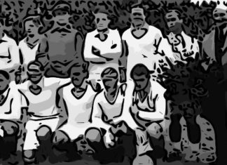 Laurent and Villaplane: French football's first hero and villain